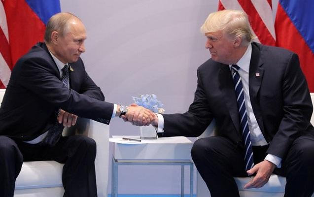 Trampla Putinin görüş saatı açıqlandı