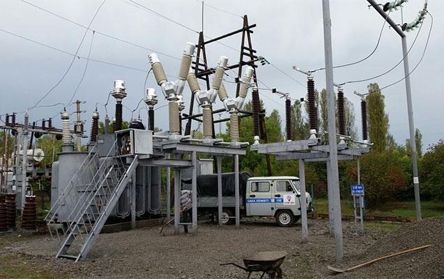 Bu rayonlarda elektrik sistemi yenilənir