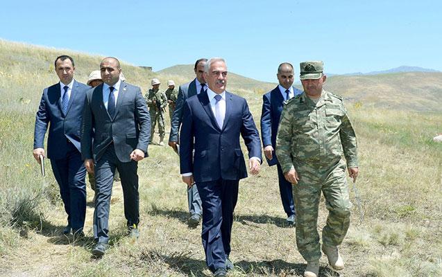 Vasif Talıbov Günnütə gedib - Fotolar
