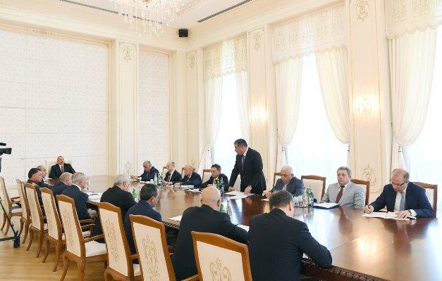"""Prezident Etibar Pirverdiyevi danladı - """"Siz utanmalısınız""""+ Video"""