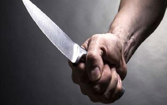 32 yaşlı kişi əmisini öldürdü, arvadını yaraladı