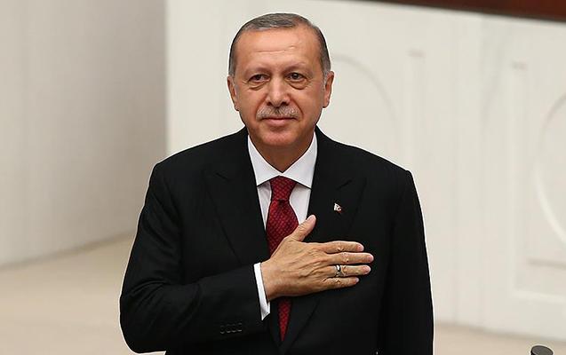 Ərdoğan and içdi, Türkiyə yeni sistemə keçdi -