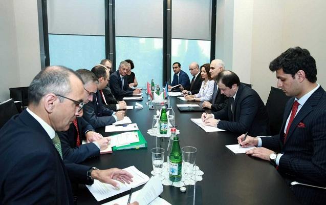 Azərbaycan İsveçrəyə 1,2 milyard dollar investisiya yatırıb