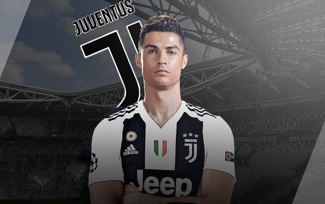 """Ronaldo rəsmən """"Yuventus""""da"""
