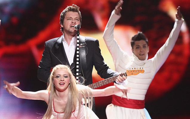 """Eurovision"" təmsilçisi maşınında ölü tapıldı"