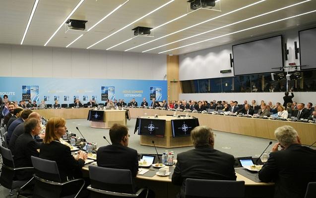 """""""Azərbaycan sülhməramlıları NATO hərbçiləri çiyin-çiyinə xidmət edirlər"""" - İlham Əliyev"""