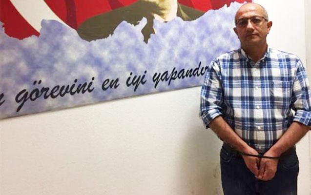 """FETÖ-nün """"Azərbaycan kassası"""" həbs olundu"""