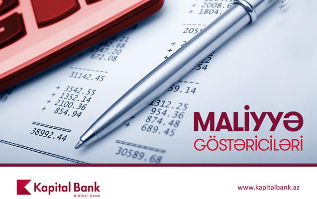 Kapital Bank bir rübə 1,3 milyard kredit verib