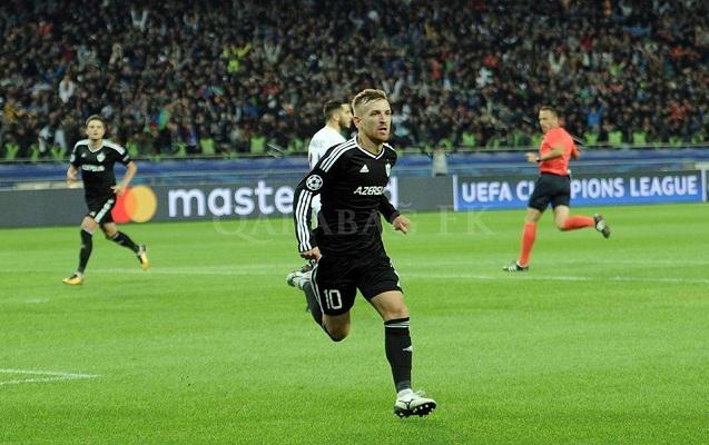 """Qriqorçuk daha bir sabiq """"Qarabağ""""lını """"Astana""""ya apardı"""