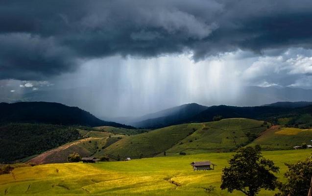 Sabah əksər rayonlarda yağış yağacaq