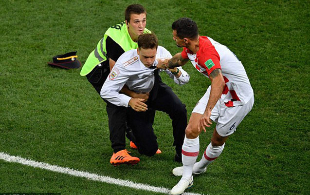 """Fransa futbol oynamadı"""
