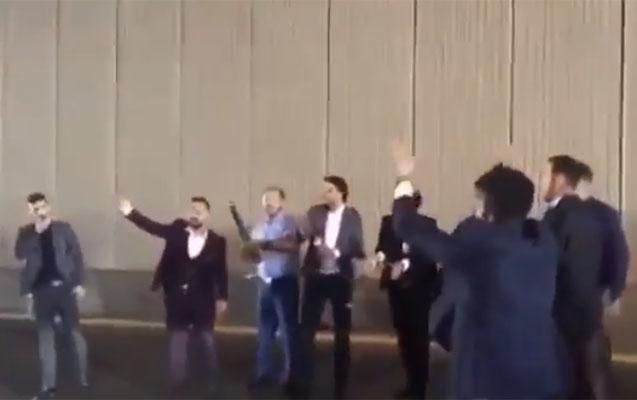 Bakıda tuneli bağlayıb əylənən gənclər kimdir?