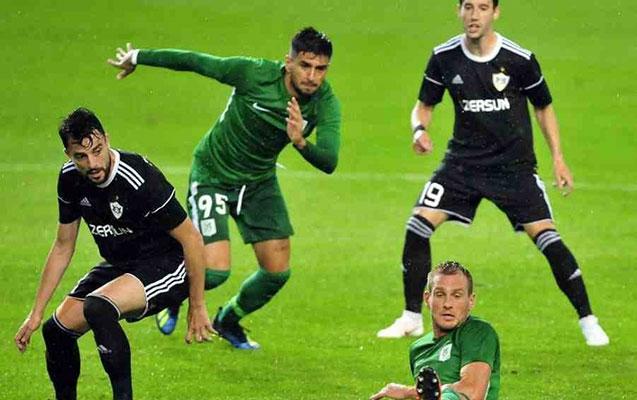 """""""Qarabağ""""ın oyunu canlı yayımda"""
