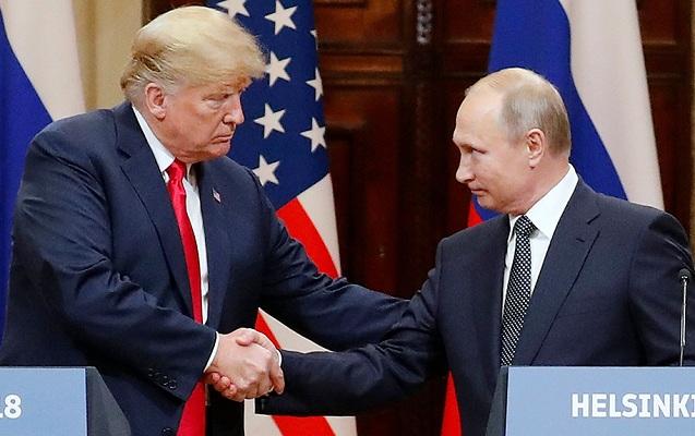Putin Trampla Parisdə görüşmək istəyir