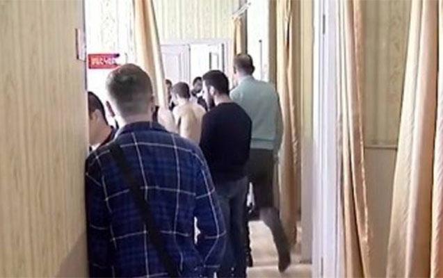 Ermənistanda cinayətkar dəstə tutuldu