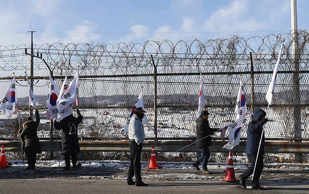 Koreyada vertolyot qəzası oldu
