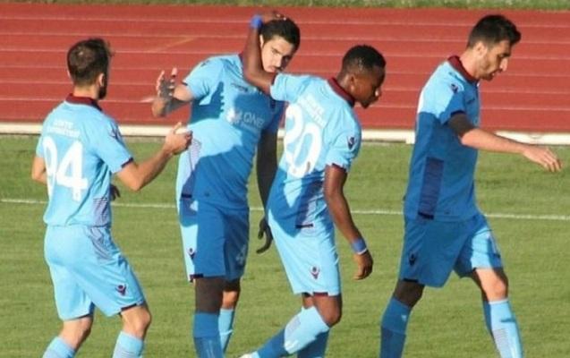 """Şeydayev """"Trabzonspor""""a qələbə qazandırdı"""