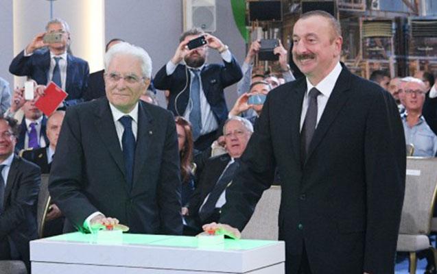 Prezident Sumqayıtda açılış etdi