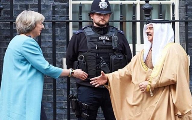 Britaniyanın Bəhreynlə silah sövdələşməsinin detalları məlum oldu