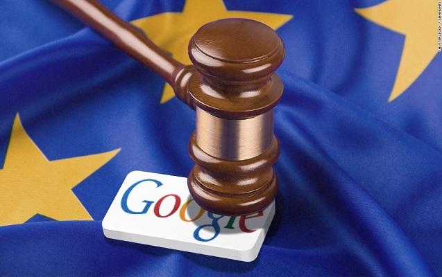 """""""Google"""" şirkətinə tarixi cəza"""