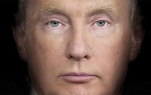 Tramp və Putinin oxşarlığı