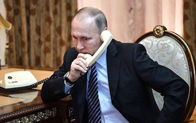 Putinin Səudiyyə kralı ilə telefon danışığı oldu