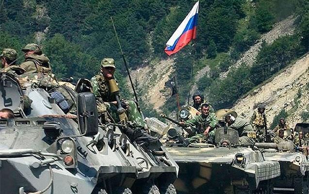 Rus ordusu Ermənistanda təlimə başladı
