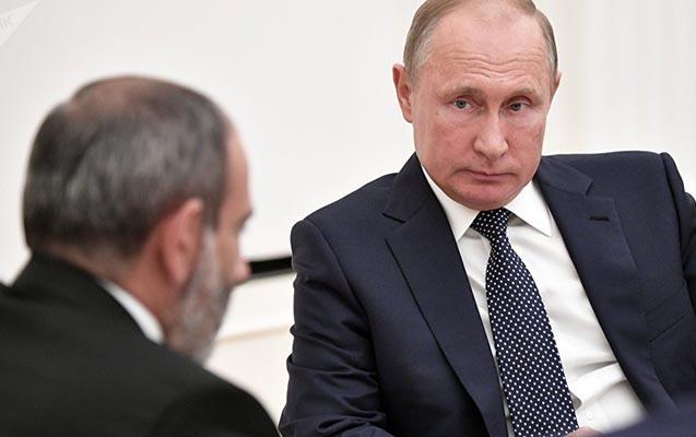 Rusiya ilə Ermənistanın arası dəydi - Silah satışını dayandırır?