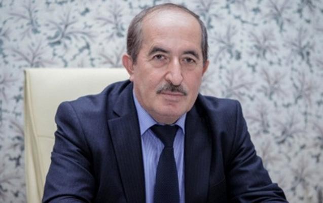 """Məhərrəm Qasımlıya """"Şöhrət"""" ordeni verildi"""