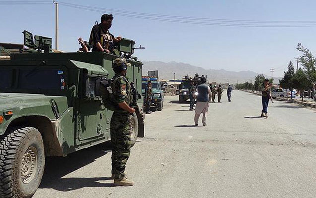 """Əfqanıstanda """"Taliban"""" hücumu - 40 hərbçi öldü"""
