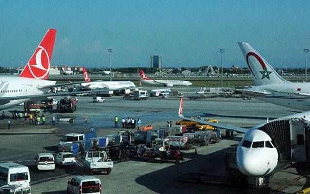 Atatürk hava limanının köçürülməsinə start verildi