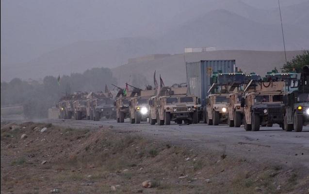 """""""Taliban"""" şəhəri ələ keçirməyə çalışır"""
