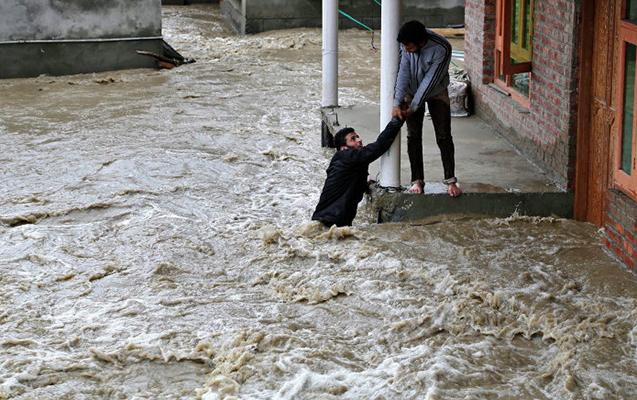 Hindistanda musson yağışlarından 774 nəfər ölüb