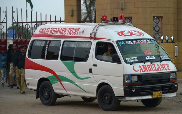 Pakistanda mədəndə uçqun, 7 nəfər ölüb
