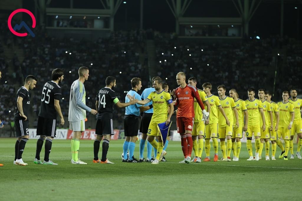 """""""Qarabağ"""" Çempionlar Liqası ilə vidalaşdı"""