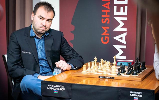 Şəhriyar Məmmədyarov yarımfinalda
