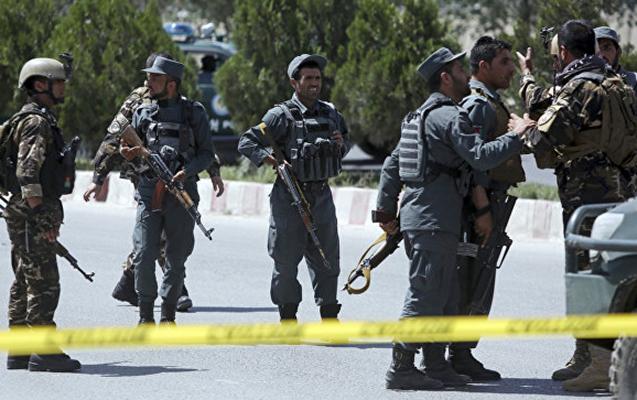 Əfqanıstanda 7 polis öldürülüb