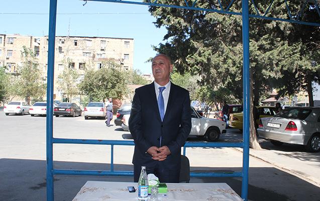 Arif Qasımov bəzi məsələlərin həlli ilə bağlı tapşırıq verdi