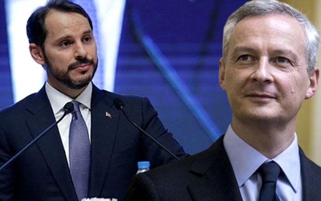 Türkiyə və Fransa ABŞ-ın sanksiyalarına qarşı birləşdi