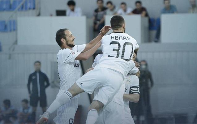 """Mahir Mədətovun dublu """"Qarabağ""""a qələbə qazandırdı"""