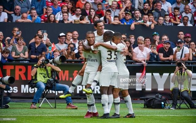 Mbappe və Neymar PSJ-yə 3 xal qazandırdı