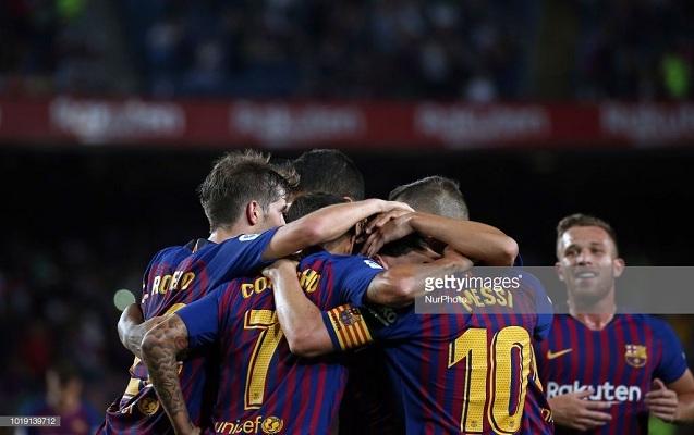 """""""Barselona"""" 3 xalı 3 qolla aldı"""