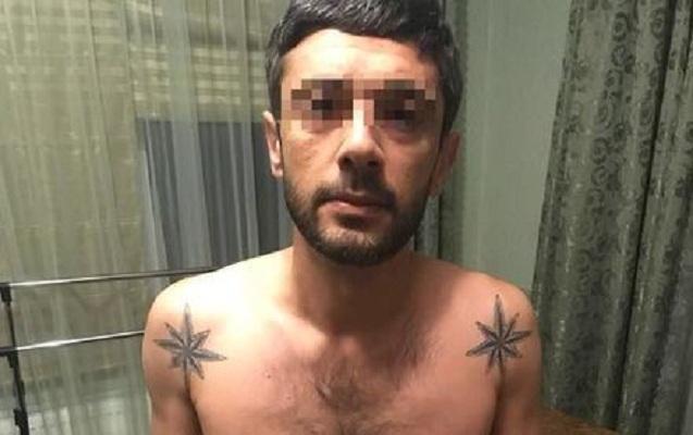 """Azərbaycanlı """"qanuni oğru"""" Ukraynada saxlanıldı"""