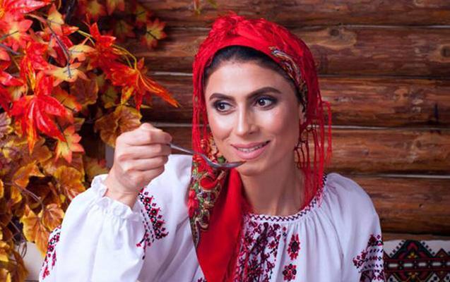 """""""Əsl ukraynalı mənim kimi qaraşın olur"""""""