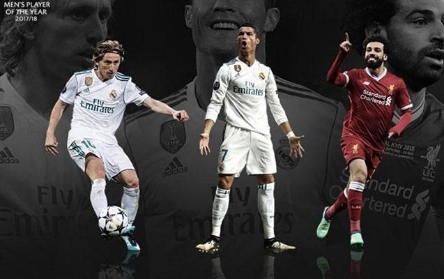 Avropanın ən yaxşı futbolçusu adına 3 namizəd
