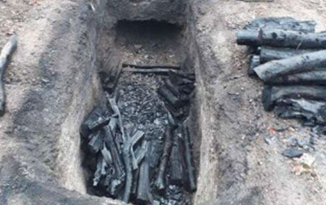 Qanunsuz kömür hazırlayanlar 300 manat cərimələndilər