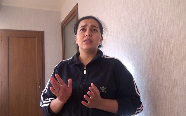 """Axtarışda olan Ülviyyə bu gün həbs edildi - Sosial ev """"paylayırdı"""""""