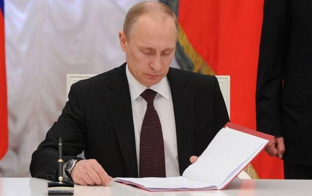 Putin 15 generalı işdən qovdu