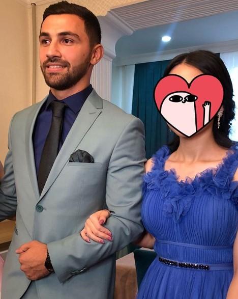 Ayxan Mamayev nişanlandı - Foto