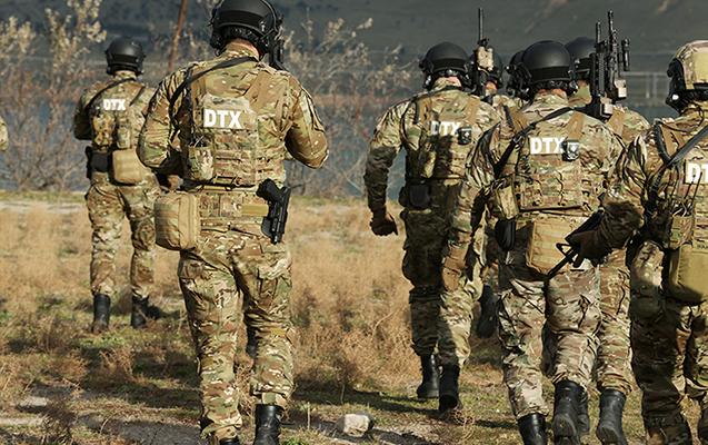 Azərbaycanda terror planlaşdıran məhv edildi - DTX-dan əməliyyat